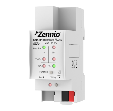 Zennio KNX-IP Interface PLess