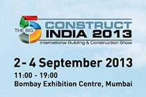 The Big 5 Construct, Indien 2013