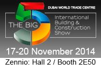 The Big 5 Dubai 2014