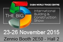 The Big 5 Dubai 2015